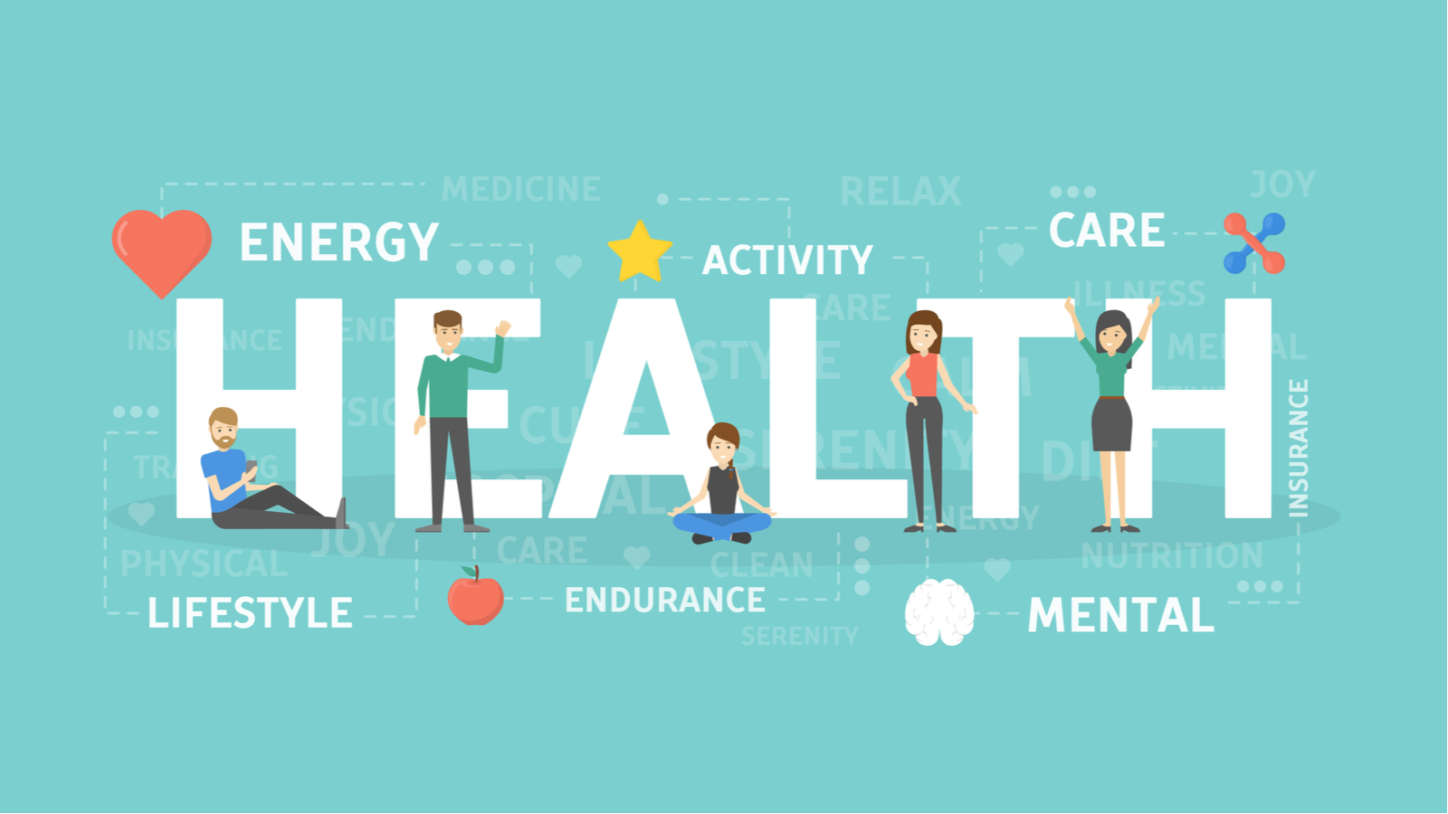 Physical symptoms of stress you need to look out for